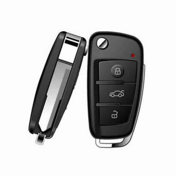 Car key spy camera HD