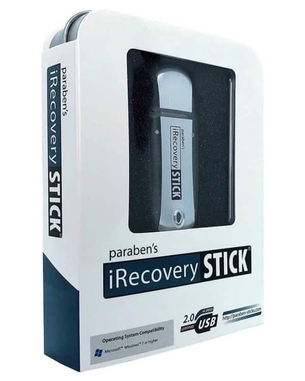 I recovery-paraben-forensics