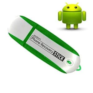 Android phone recovery forensics