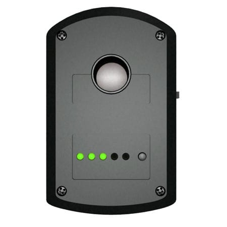 pin whole Infrared spy camera scanner counter surveillance