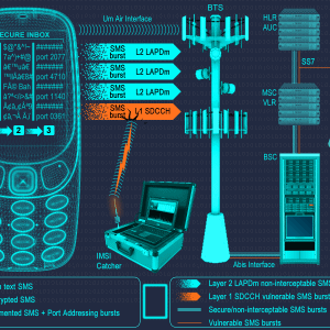 Nokia 3310 Anti Interception phone