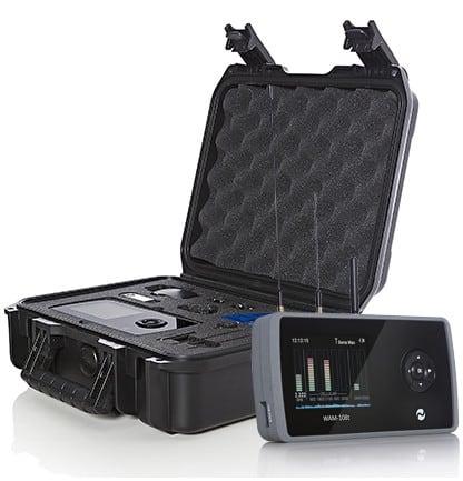 bug detector wam108t carry case