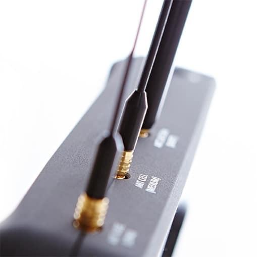 Multi-antenna bug detector wam108t