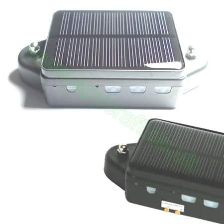 Nomad solar GPS tracker global tracking device
