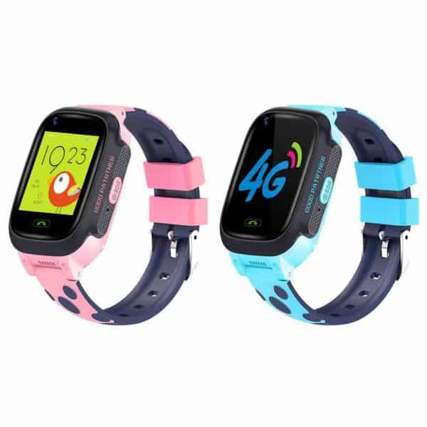 GPS tracking watch for children