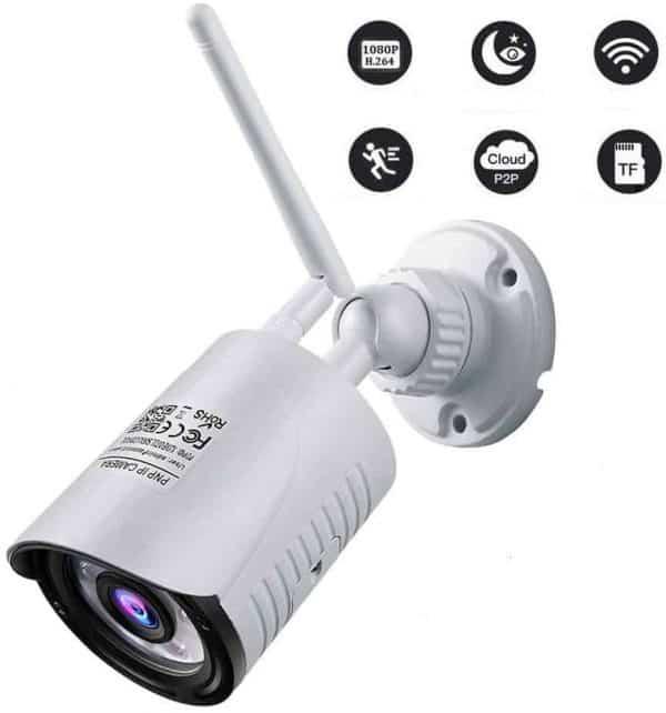 Basic wifi camera