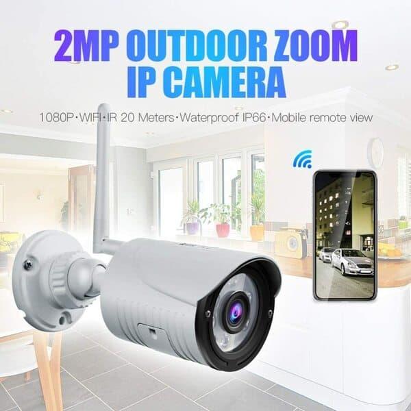 Basic wifi camera waterproof