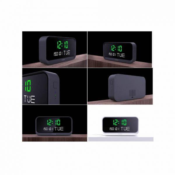 Spy clock design