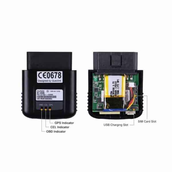 GV-500 sim card GSM