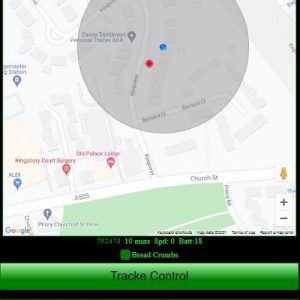 gps tracking device app